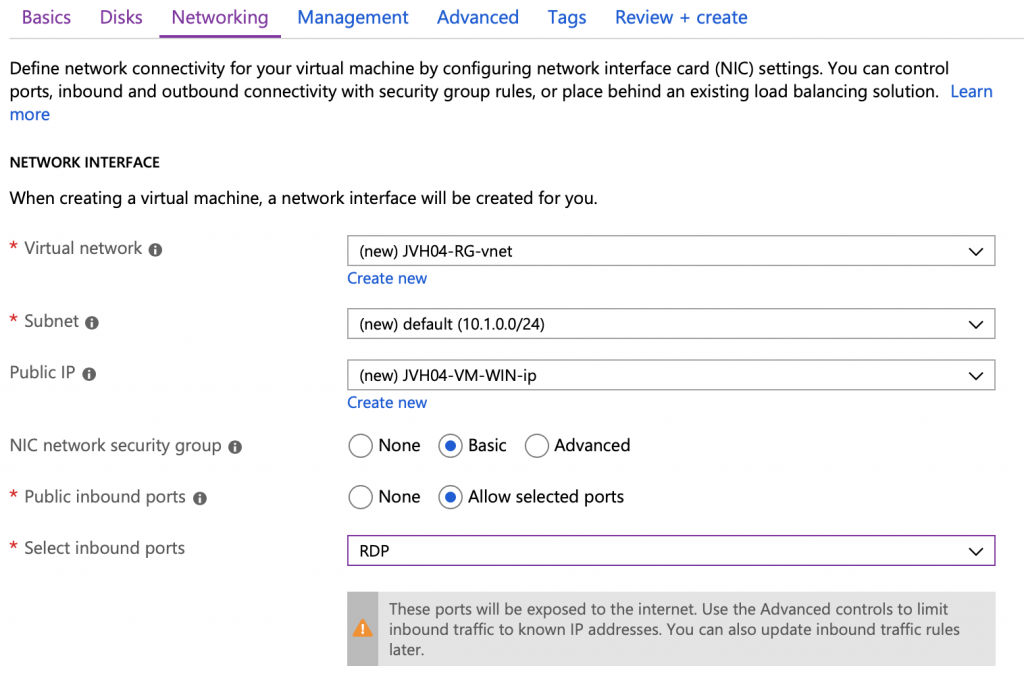 Networking in Microsoft Azure: What is my public IP? – Untangled